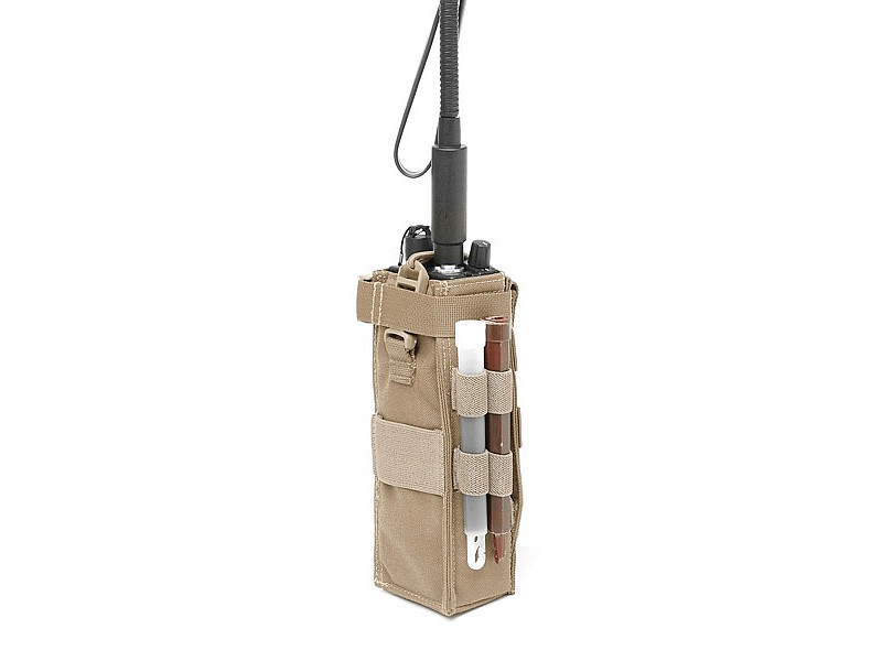 Подсумок для радиостанции MBITR Radio Gen 2 Warrior Assault Systems, цвет – Coyote Tan