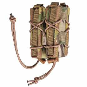 Подсумок Single Quick Mag with Single Pistol Pouch Warrior Assault Systems комбинированный двойной, цвет – MultiCam