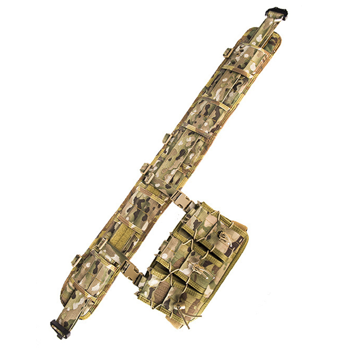 Тактический пояс Sure-Grip Slotted High Speed Gear, MOLLE, цвет - Multicam